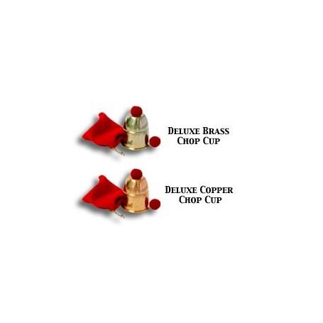 Chop Cup- Bazar Magic (Brass) by Bazar de Magia - Trick