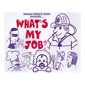 What's My Job? trick