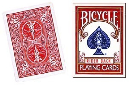 Red One Way Forcing Deck (ac)