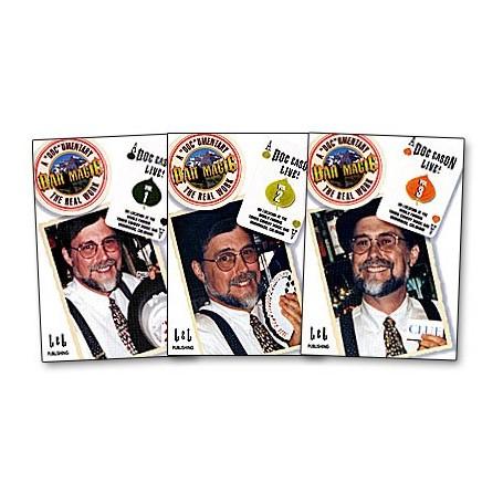 Bar Magic Doc Eason- 3, DVD