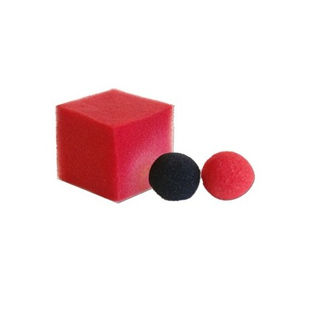 Giant Color Changing Ball to Square by Magic by Gosh - Trick