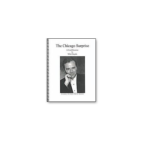 Chicago Surprise book Whit Haydn