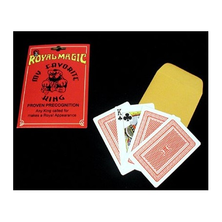 My Favorite King by Royal Magic - Trick