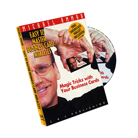 Business Card Miracles by Michael Ammar - DVD