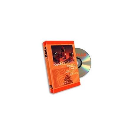 Cups & Balls Greater Magic Teach In, DVD Bussolotti