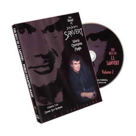 Best of JJ Sanvert - World Champion Magic - Volume 2 - DVD