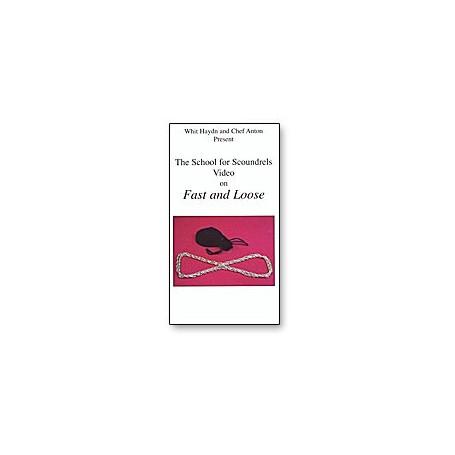 Fast and Loose Haydn & Anton, DVD