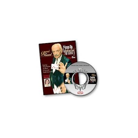 Rene Levand Close-up Artist- 1, DVD