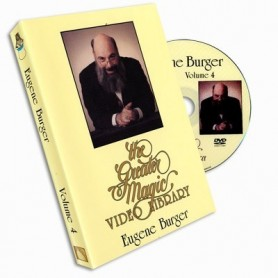 Eugene Burger Greater Magic- 4, DVD