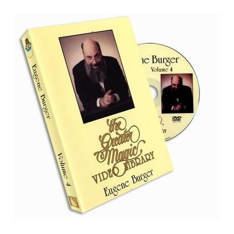 Eugene Burger Greater Magic- 4, DVD