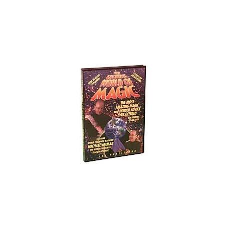 Ammar Exciting World of Magic, DVD