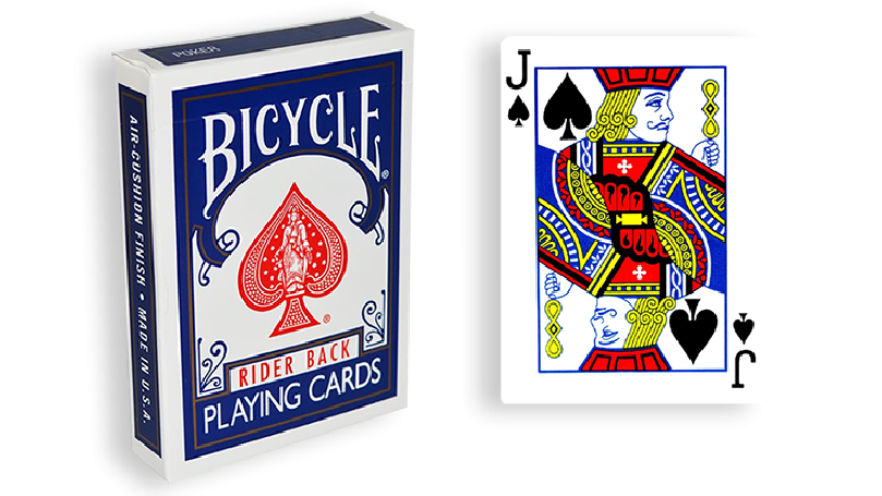Blue One Way Forcing Deck (js)