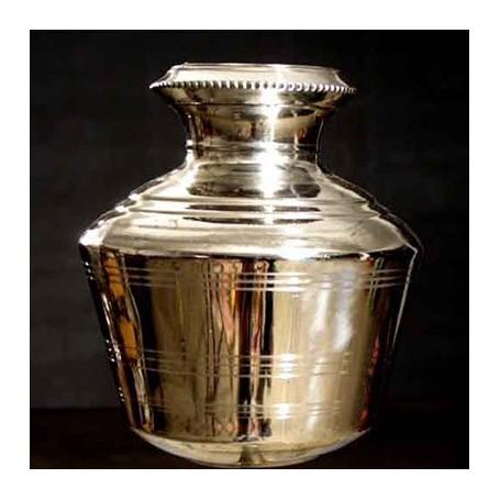 Water of India (Stainless Steel Lota Bowl) Vaso inesauribile