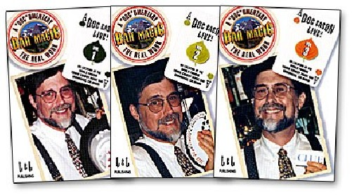 Bar Magic Doc Eason- 1, DVD