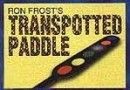 Transpotted Paddle by Ron Frost - Trick
