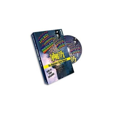 Page Thumb Tips Patrick Page- 1, DVD