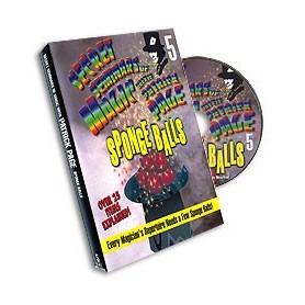 Page Sponge Balls Patrick Page- 5, DVD