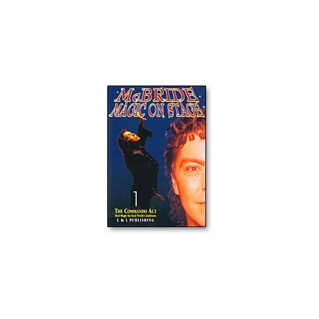 Magic on Stage Mcbride- 1, DVD