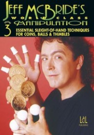 World Class Manipulation McBride- 3, DVD