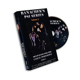 Psi Series Banachek- 1, DVD
