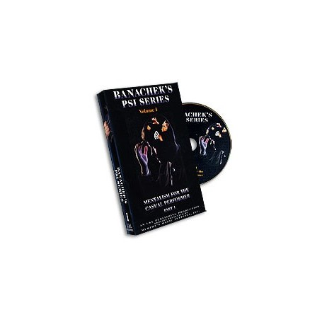 Psi Series Banachek- 1, DVD
