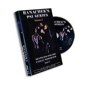 Psi Series Banachek- 2, DVD by L&L Publishing
