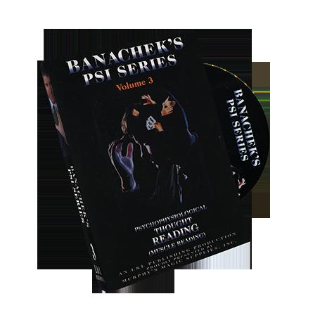 Psi Series by Banachek Volume 3 - DVD