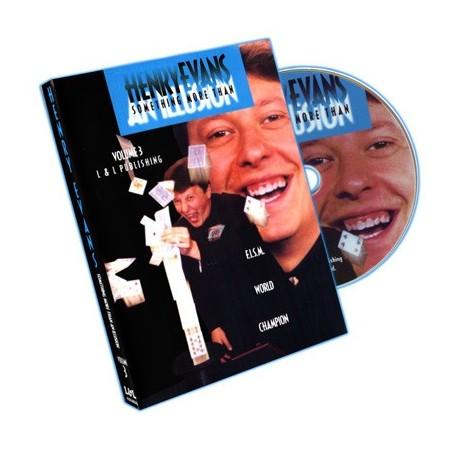 Something More Volume 3 by Henry Evans - DVD