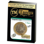 Magnetic Coin (1 Euro)E0020 by Tango - Trick