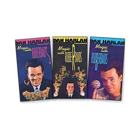Rubberband Vol 1 by Dan Harlan - DVD