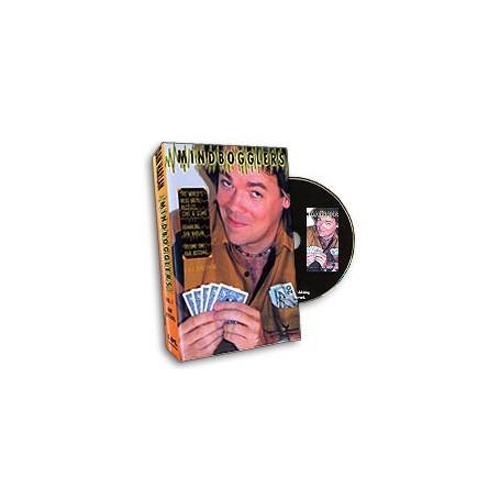 Mindbogglers Harlan- 1, DVD