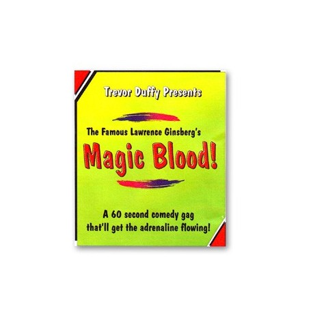 Magic Blood by Trevor Duffy - Trick
