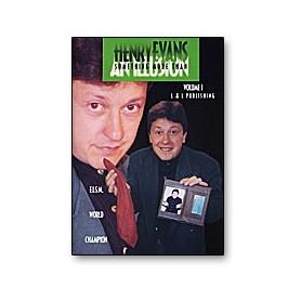 Henry Evans Something More- 1, DVD