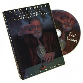 Cabaret Mindreading Volume 1 by Ted Lesley - DVD