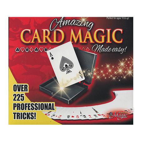 Pro Card Magic Set by Royal Magic - Trick
