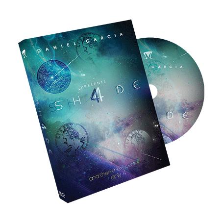 Shade Daniel Garcia, DVD