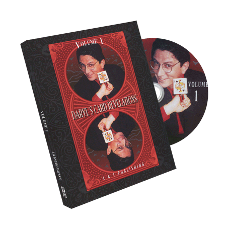 Daryl Card Revelations- 1, DVD by L&L Publishing