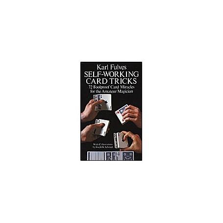 Self Working Card Tricks by Karl Fulves - Book