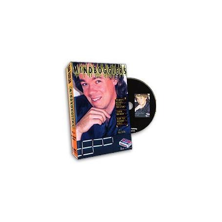 Mindbogglers vol 4 by Dan Harlan - DVD