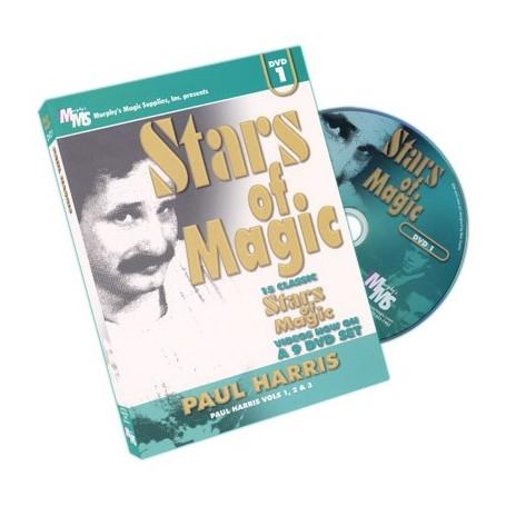 Stars Of Magic 1 (Paul Harris) - DVD
