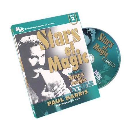 Stars Of Magic 2 (Paul Harris) - DVD