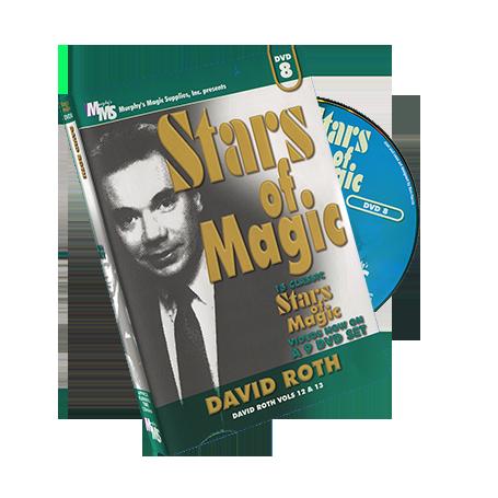Stars Of Magic Volume 8 (David Roth) - DVD