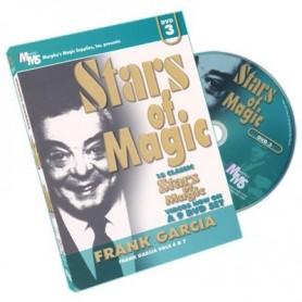 Stars Of Magic 3 (Frank Garcia) - DVD