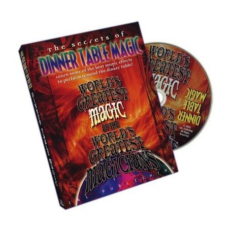 Dinner Table Magic (World's Greatest Magic) - DVD