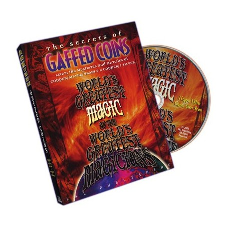 Gaffed Coins (World's Greatest Magic) - DVD