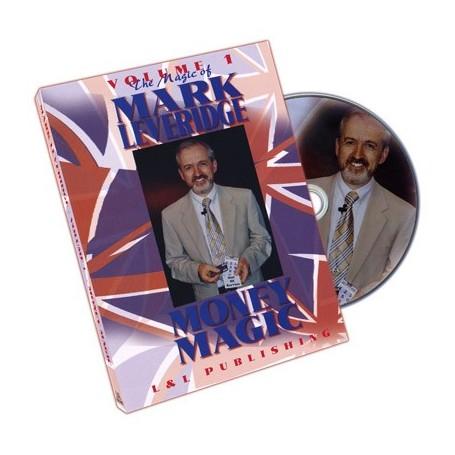 Magic Of Mark Leveridge Vol.1 Money Magic by Mark Leveridge - DVD