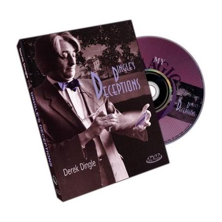 Dingle's ( Deceptions ) by Derek Dingle - DVD