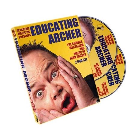 Educating Archer by John Archer - DVD