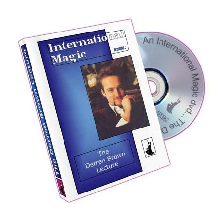 Derren Brown Lecture by International Magic - DVD