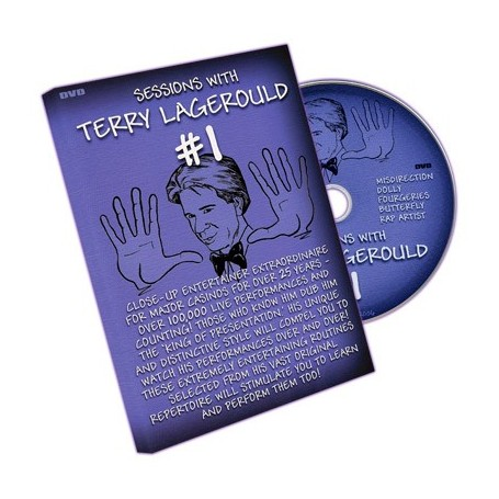 Sessions With Terry LaGerould 1 - DVD